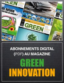 Abonnement GREEN INNOVATION