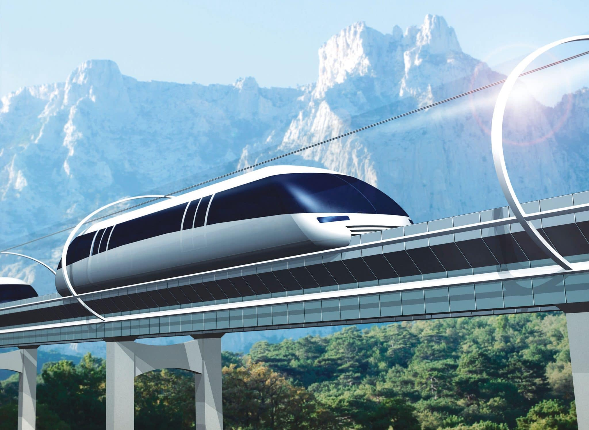 Les promesses de l'Hyperloop | Innovation24.news